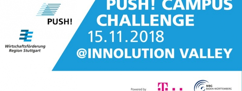 PUSH! Campus Challenge 2018 @ innolution valley